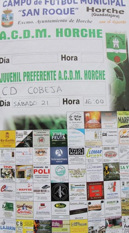 ACDM Horche Juvenil Preferente - CD Cobeja