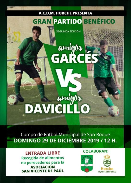 Amigos Garcés vs Amigos Davicillo