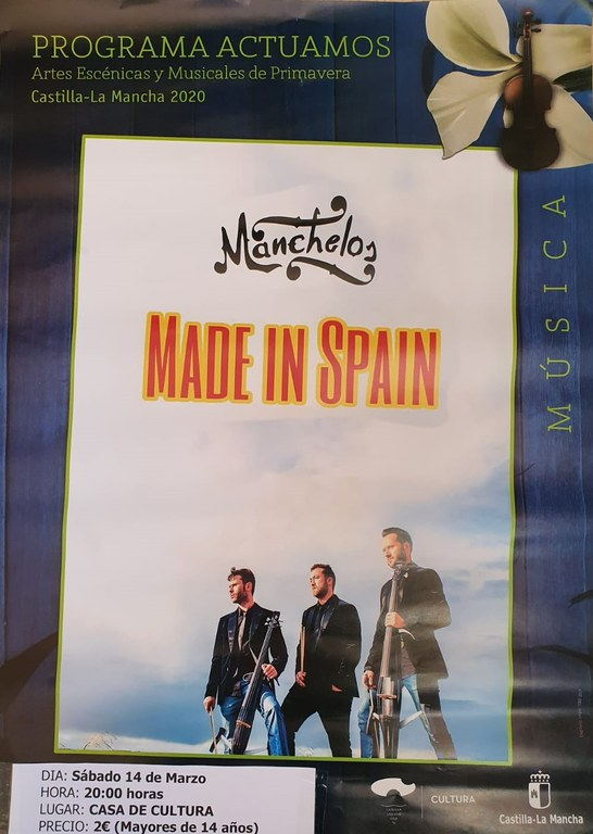 Concierto de Manchelos 'Made in Spain'