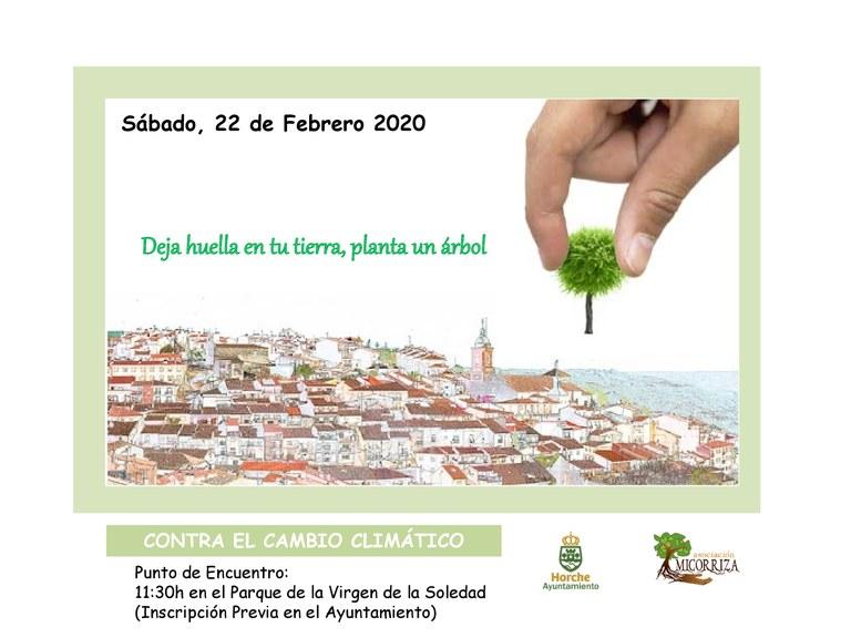 Día del Árbol 2020