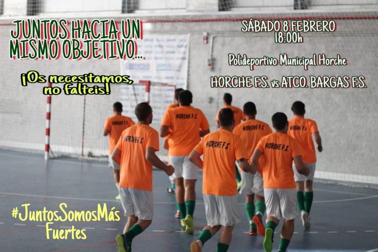 Horche FS - Atlético Bargas FS