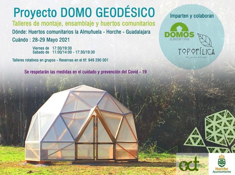 Proyecto Domo Geodésico