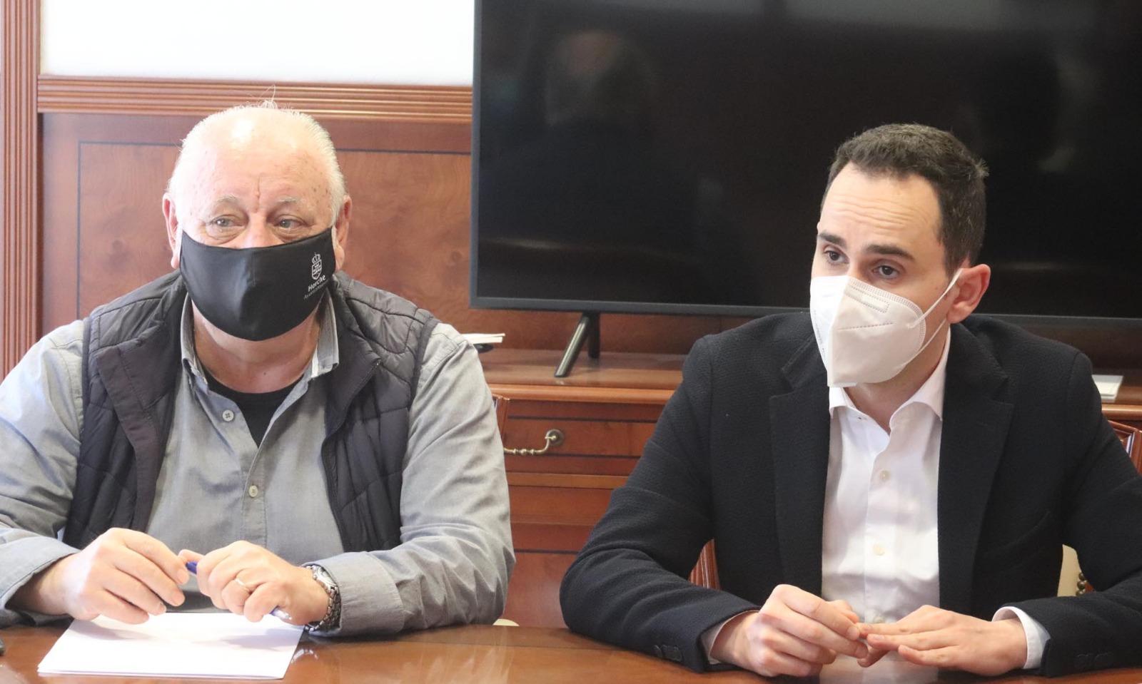 Horche y Cabanillas estudian acciones legales contra las entidades que se desentienden de inmuebles ocupados de su propiedad