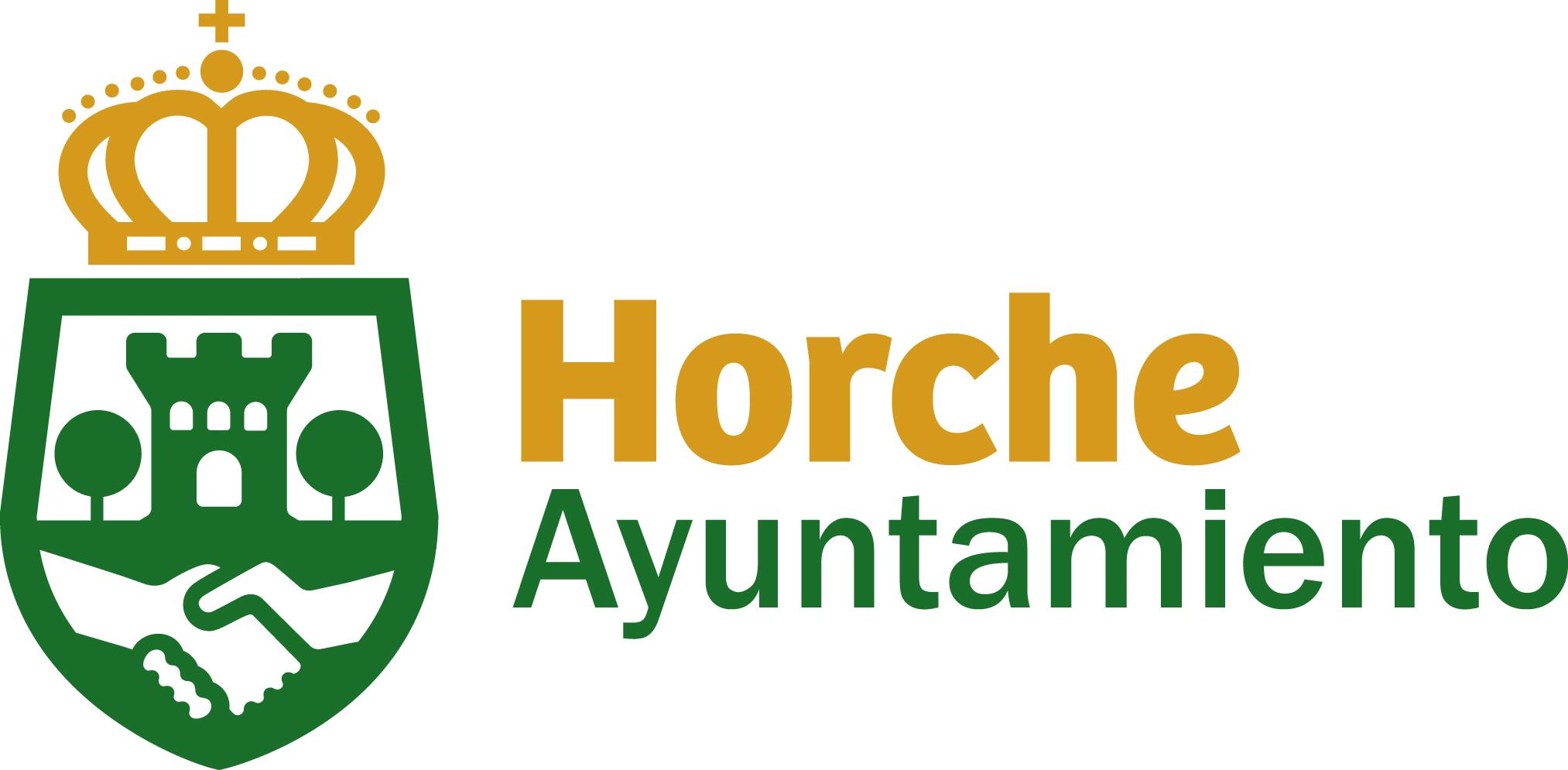 logotipo horche vh