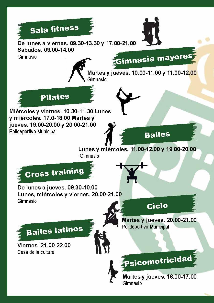 Folleto Horche Escuelas Deportivas 29agosto2019 Pagina 2