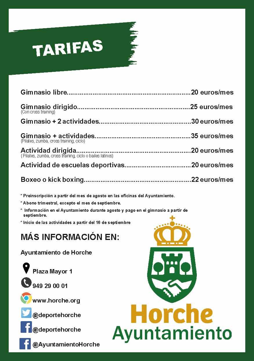 Folleto Horche Escuelas Deportivas 29agosto2019 Pagina 4