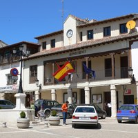 01.negro.Ayuntamiento.Plaza Mayor.2.JPG