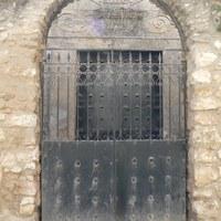 10.negro.Convento Franciscano. s.XVII.JPG